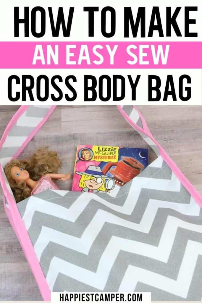 Easy Sew Cross Body Bag
