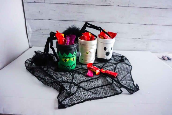 Halloween Mason Jar Create Card
