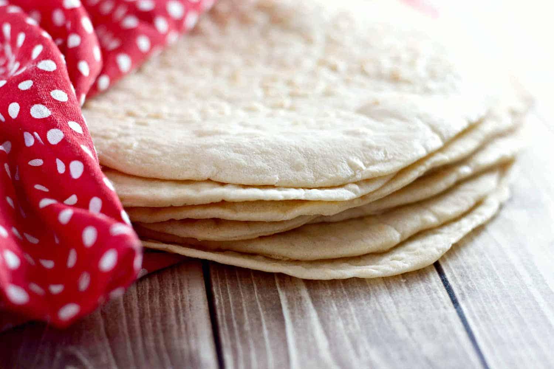 Homemade Flour Tortillas Create Card