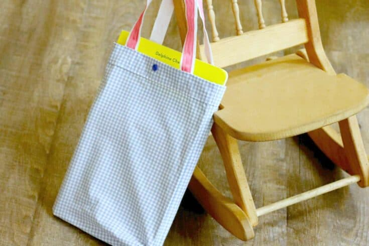 How To Make A Bag Out Of A Pillowcase Create Card