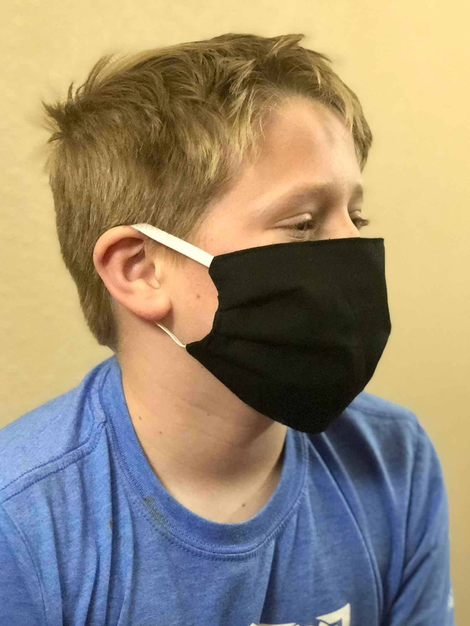How To Sew A Face Mask Create Card
