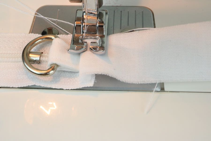 Turn right-side out and go back over the stitching