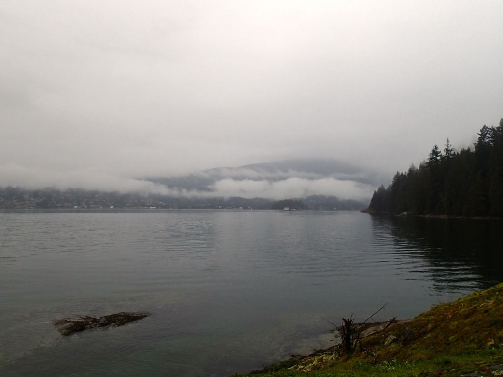 Coastal hiking in Vancouver: Admiralty Point in Belcarra
