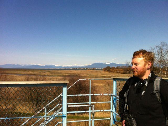 Observation Tower at Reifel Bird Sanctuary