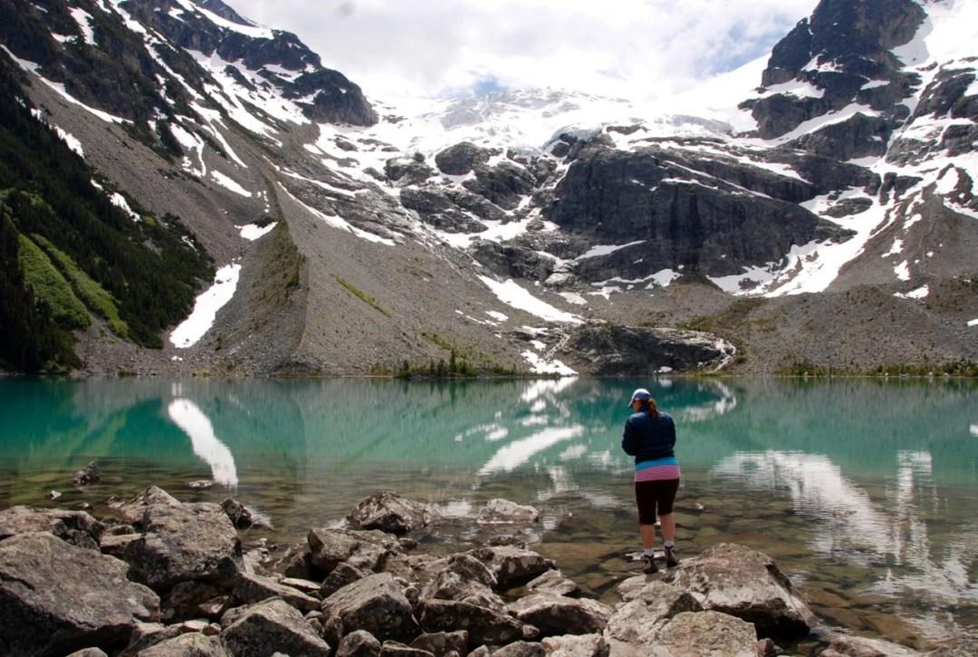 Joffre Lake Alternatives to Garibaldi lake