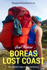 Gear Review of the Boreas Lost Coast 60: My favorite multi-day backpack
