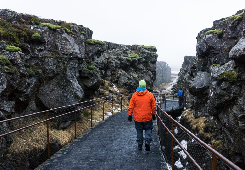 Thingvellir in winter. A winter week in Iceland. Iceland in January. 35 Photos that will make you want to go to Iceland in winter.