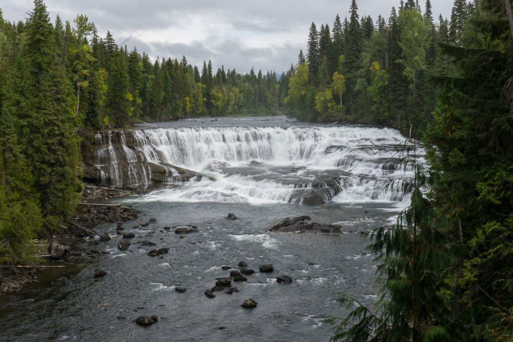 how to get to wells gray provincial park
