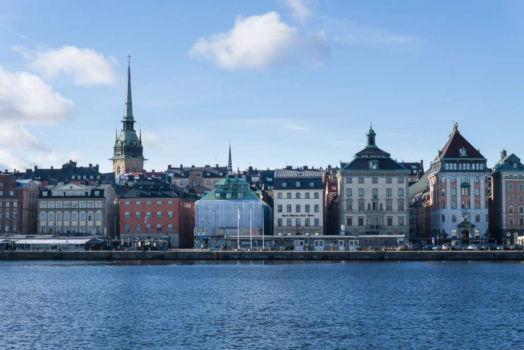 Old town Stockholm, Sweden. 30 photos of Stockholm that will inspire you to visit.