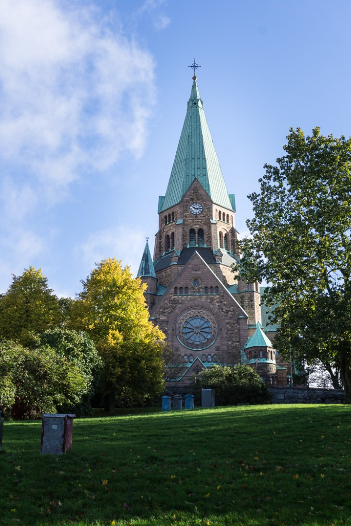 Sofia Kyrkan church in Stockholm, Sweden. 30 photos of Stockholm that will inspire you to visit.
