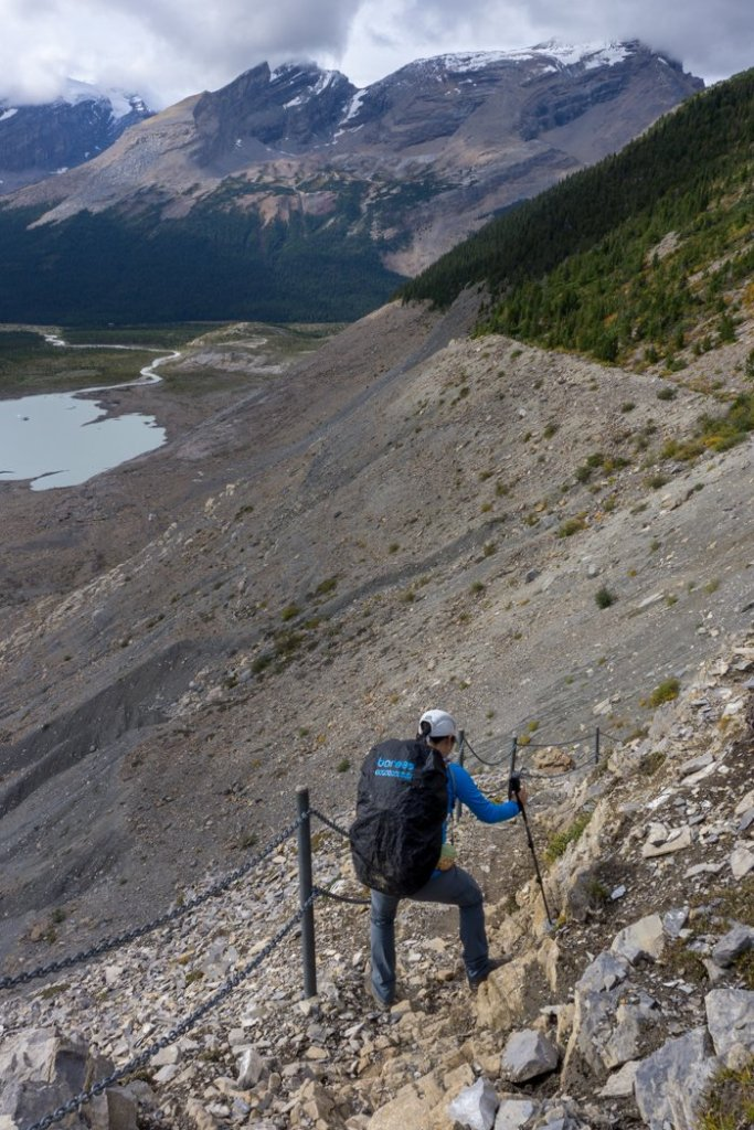 What to pack for the Berg Lake Trail. Get a detailed packing list for the Berg Lake Trail in Mount Robson Provincial Park, BC, Canada.