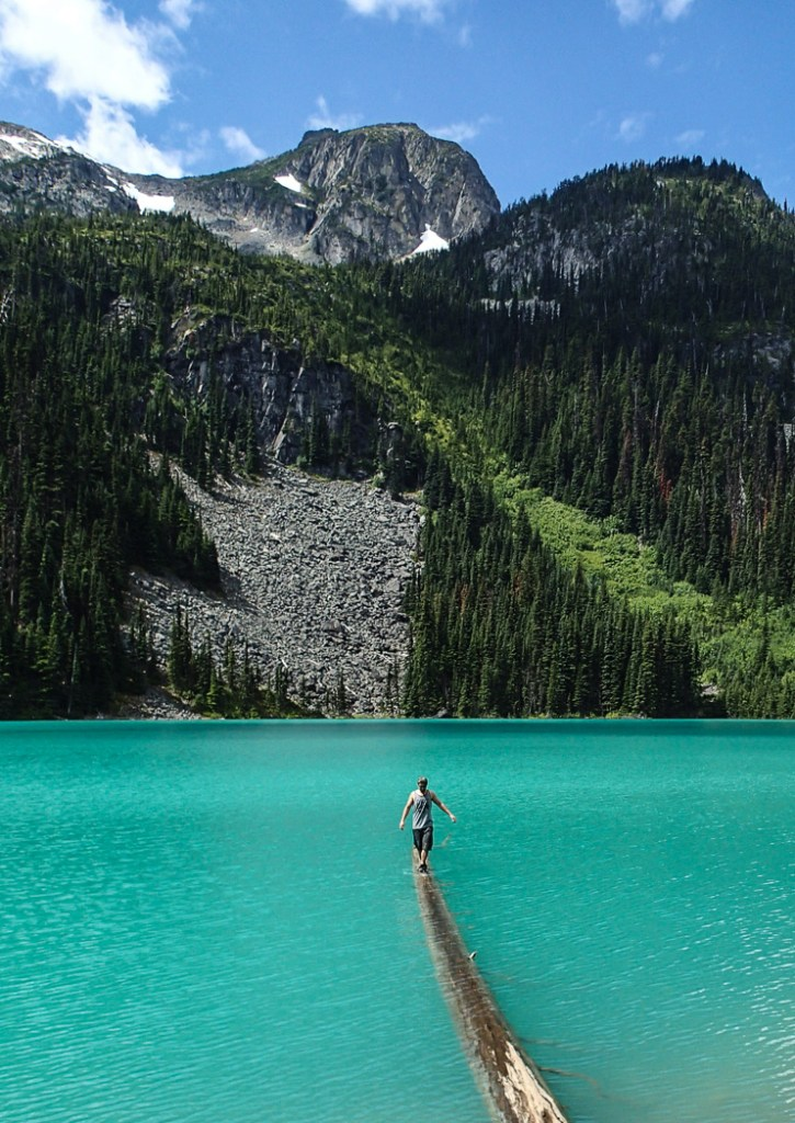 Joffre Lakes is gorgeous but the crowds actually make it one of the worst hikes in Vancouver