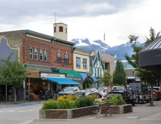 15 things to do in Revelstoke in summer. Downtown Revelstoke, BC