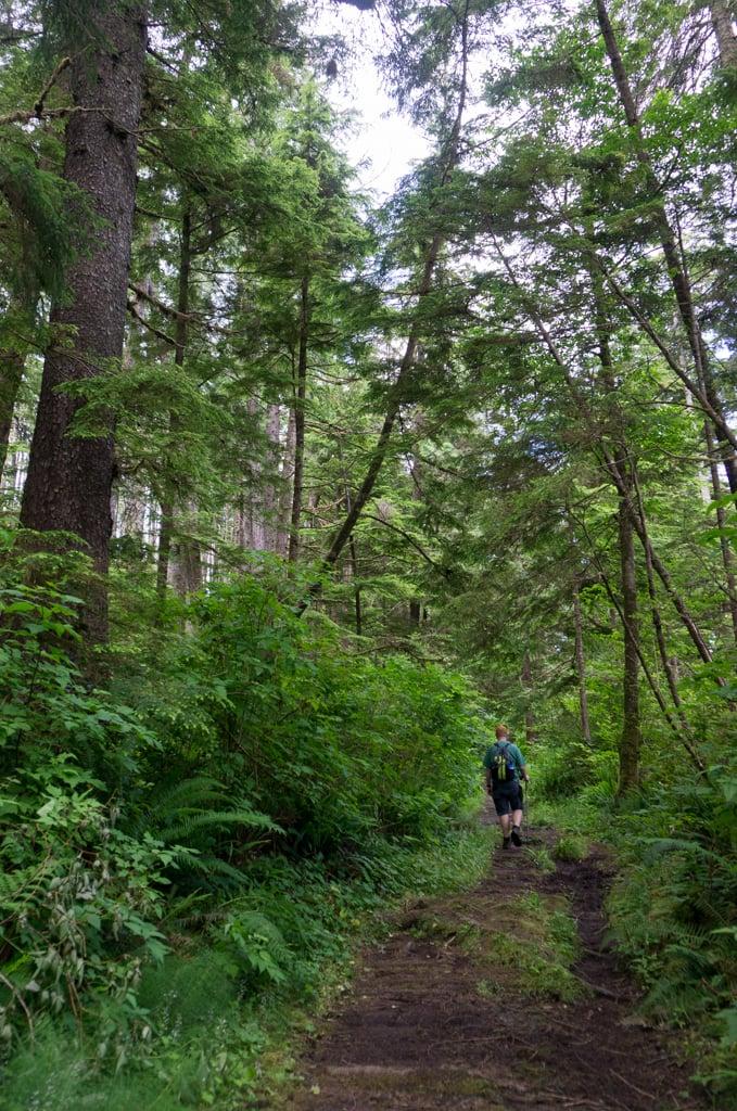 Cape Scott Trail, northern Vancouver Island