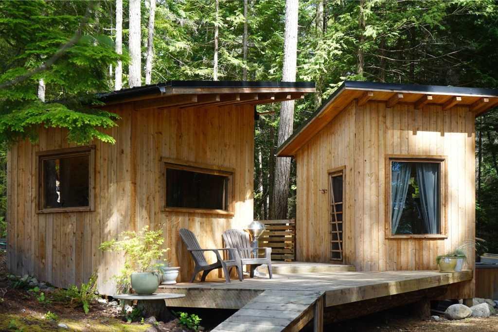 Roberts Creek Tiny House Cabins