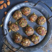 Dry Fruit Laddu | Dry Fruits Ladoo