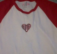 Just Jen Valentine Custom Shirt