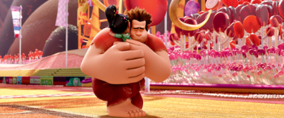 Wreck-it Ralph Hug