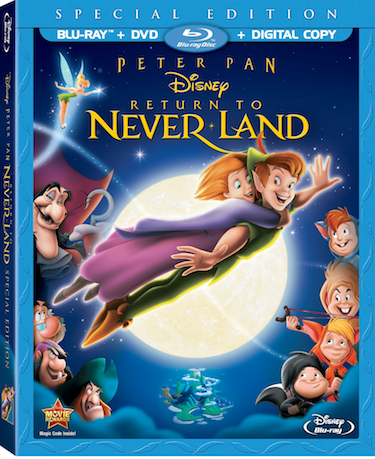 Peter Pan Special Edition Return to Neverland
