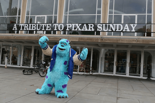 Tribute to Pixar Sunday