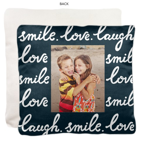 Photo Pillow from Shutterfly