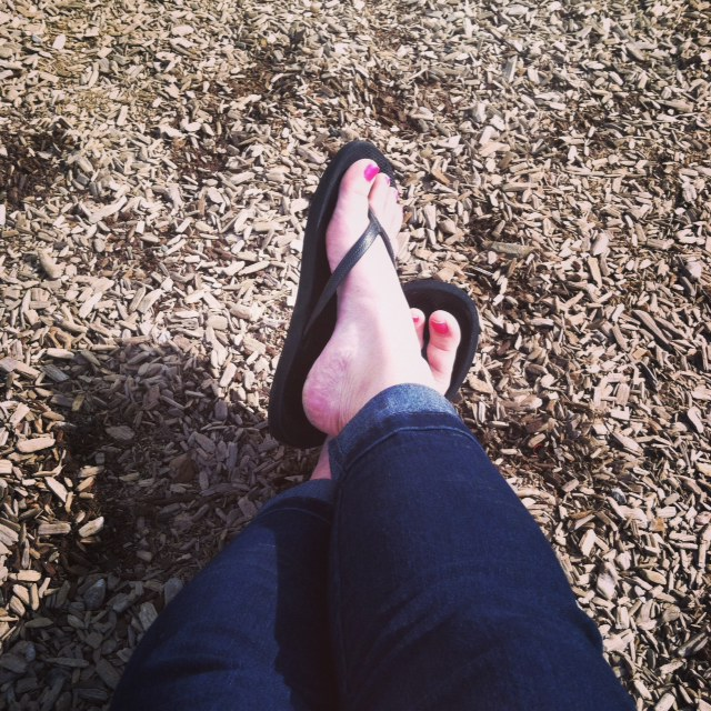 Sunshine Warms My Soul: Thoughts from a Mom