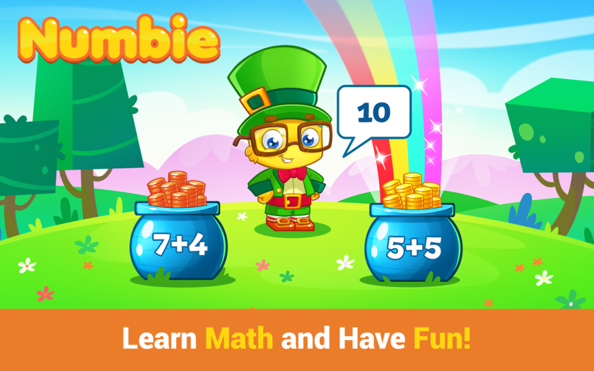 Learn Math and Have Fun With Numbie