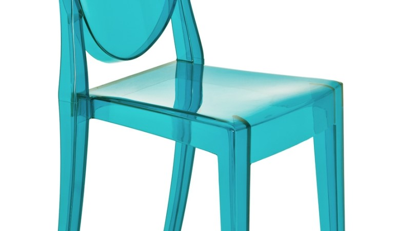 Milano Ghost Chairs for Front Porch