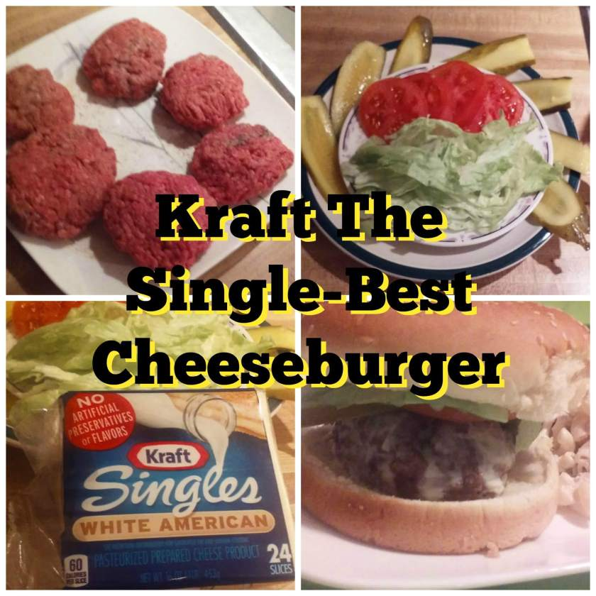 Kraft The Single-Best Cheeseburger