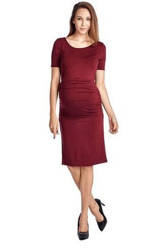 Spring Maxi Dress Maternity