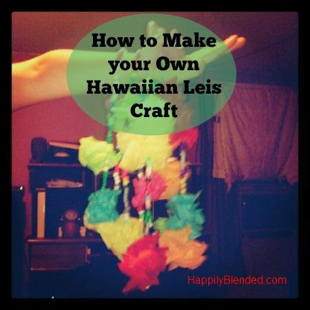 How to Make Hawaiian Leis