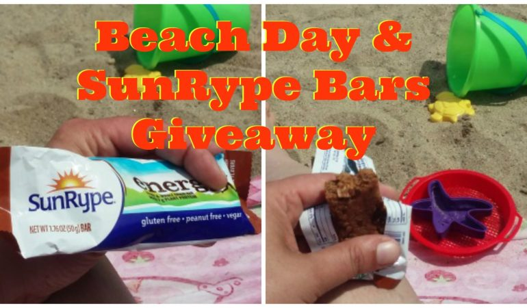 Beach Day with My Sis and A SunRype Snack @sunrypeusa