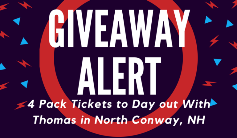 Thomas the Train Heads to North Conway, NH Giveaway @ThomasFriends #DOWT #ThomasObsessed