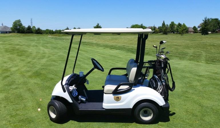 Shopping for a Golf Cart