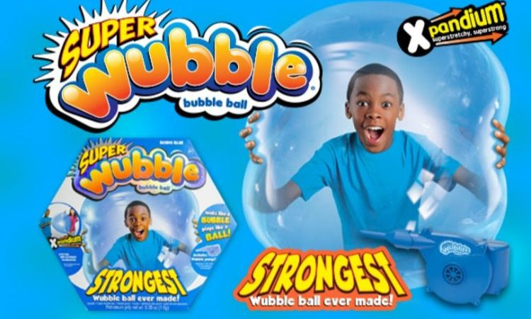 Super Wubble Bubble Giveaway #SuperWubble #ad