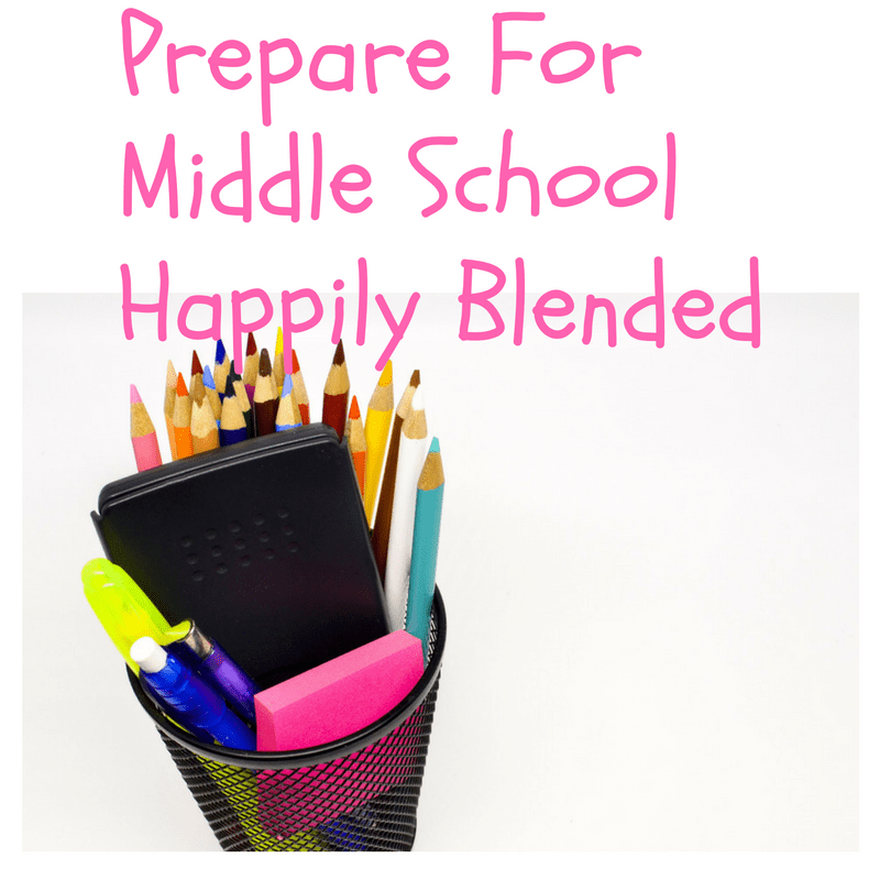 Preparing Yourself and Your Child for Middle School