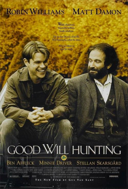 Good Will Hunting Movie