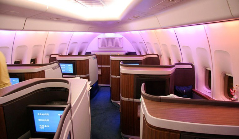 What is the Difference Between First Class and Business Class?