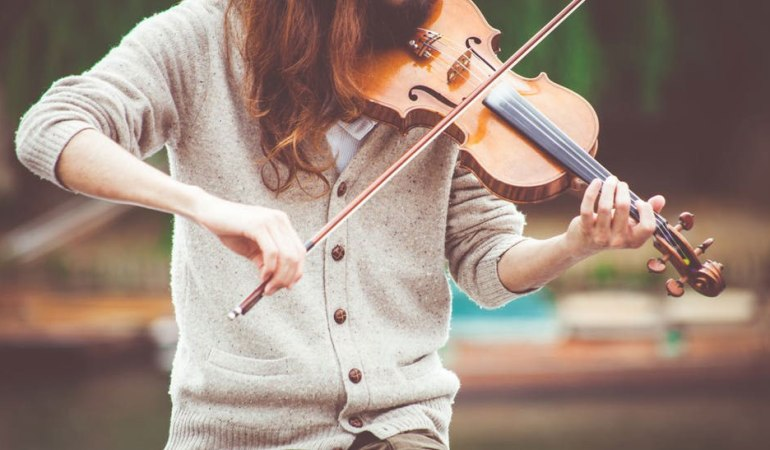 Parents' Guide to Buying a Violin [infographic]