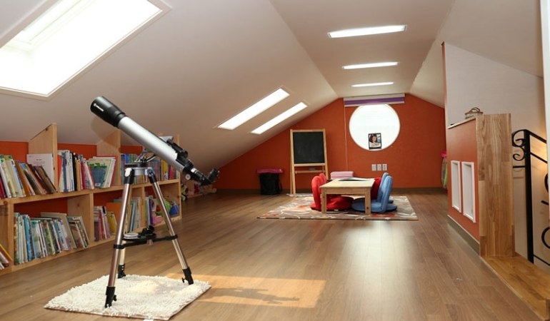 4 Ways To Turn Attics Info Spare Rooms