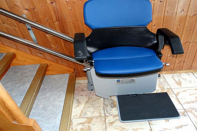 stair lift at home