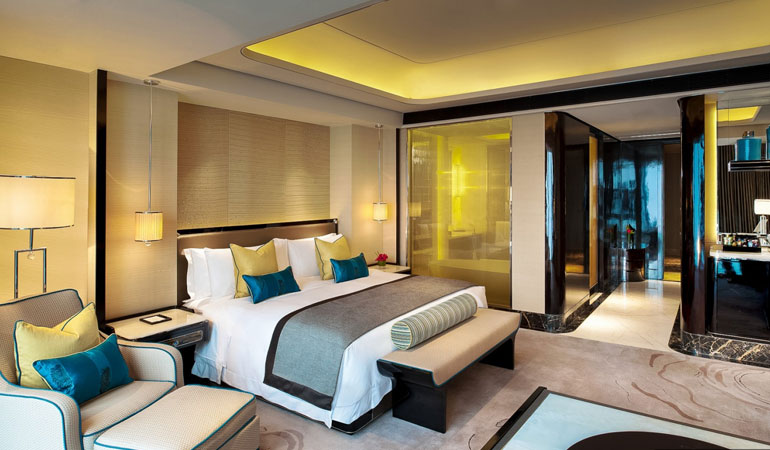 Spend a Night at a Luxury Hotel