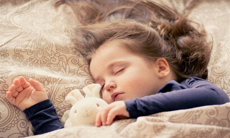 Restless Child Won't Sleep? Here Are Seven Ways to Calm Them Down