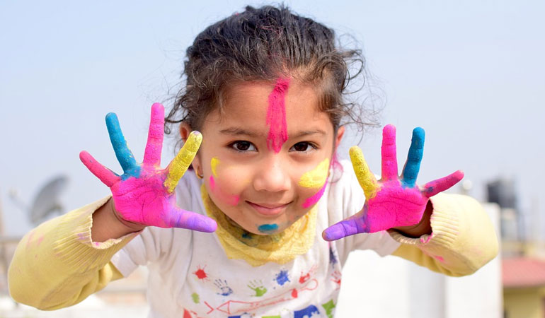 How To Spark Your Child's Creativity