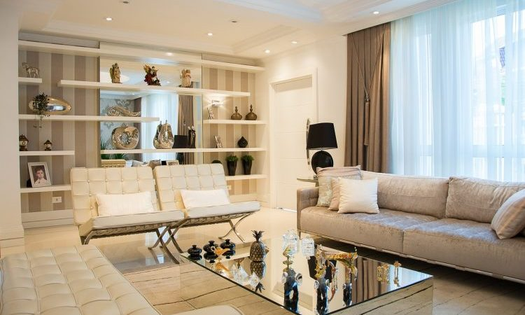 4 Classy Ideas For Decorating Your Living Room