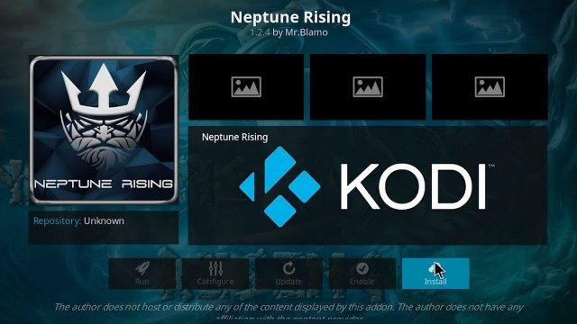 neptune rising add-ons