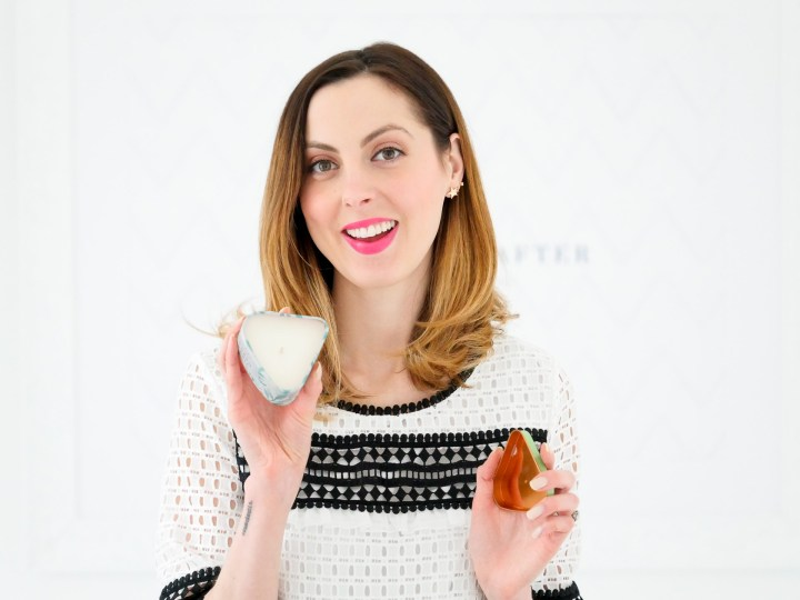 Eva Amurri Martino selects a fresh Basil candle as one of her monthly obsessions