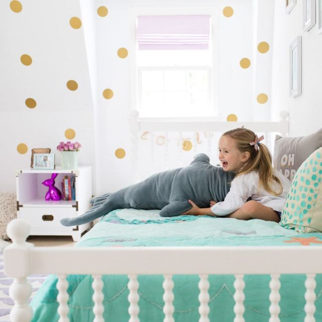 BIG GIRL BED ALERT! Check out the serious upgrade thishellip