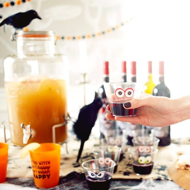 That time we had the most fun Halloween party EVER!hellip