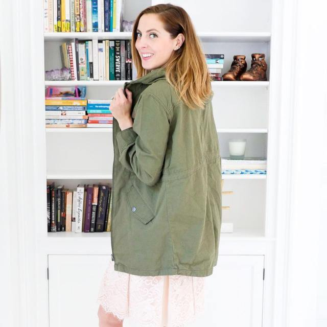 I am so in to anorak jackets for Fall! Sincehellip